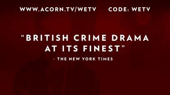 Acorn TV TV Spot, 'Line of Duty: WE TV' - Thumbnail 3