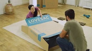 Lovesac TV Spot, 'A Lifetime of Comfort' Song by Forever Friends - Thumbnail 1