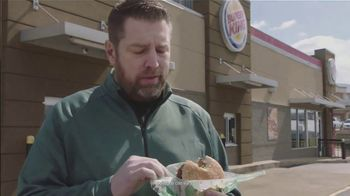 Burger King Impossible Whopper TV Spot, 'Impossible Taste Test: DoorDash' - Thumbnail 3