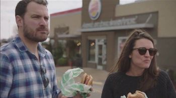 Burger King Impossible Whopper TV Spot, 'Impossible Taste Test: DoorDash' - Thumbnail 7