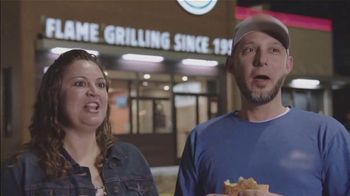 Burger King Impossible Whopper TV Spot, 'Impossible Taste Test: DoorDash' - Thumbnail 8