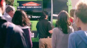 SERVPRO TV Spot, 'Whatever Happens' - Thumbnail 6
