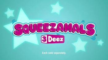 Squeezamals 3Deez TV Spot, 'Disney Channel: Squeeze in a Lot of Fun' - Thumbnail 8