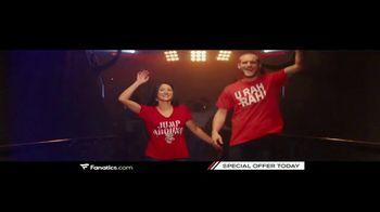 Fanatics.com TV Spot, 'Big Ten Fans' - Thumbnail 5