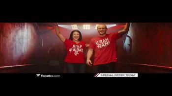 Fanatics.com TV Spot, 'Big Ten Fans' - Thumbnail 6