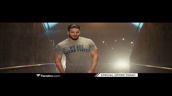 Fanatics.com TV Spot, 'Big Ten Fans' - Thumbnail 7