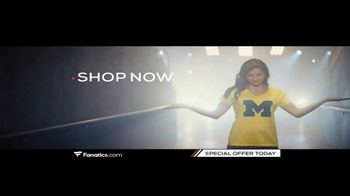Fanatics.com TV Spot, \'Big Ten Fans\'
