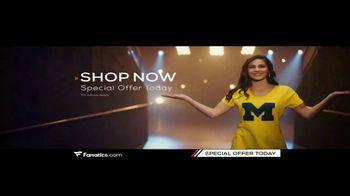 Fanatics.com TV Spot, 'Big Ten Fans' - Thumbnail 9