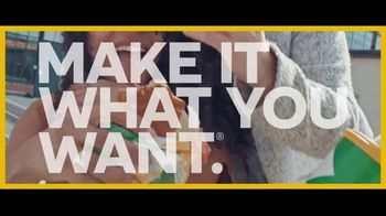 Subway Six-Inch Subs TV Spot, 'Make It What You Want: $2.99' - Thumbnail 10