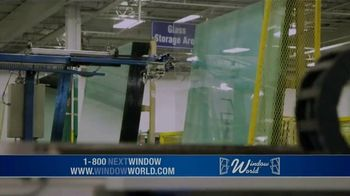Window World TV Spot, 'Pride in Our Work' - Thumbnail 1