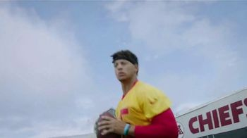 GEHA Health TV Spot, 'Do Your Possible' Featuring Patrick Mahomes - Thumbnail 3