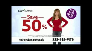Nutrisystem Back to School Sale TV Spot, 'Save 50 Percent + Free Shakes' Featuring Marie Osmond - Thumbnail 2