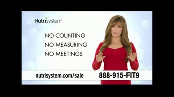 Nutrisystem Back to School Sale TV Spot, \'Save 50 Percent + Free Shakes\' Featuring Marie Osmond
