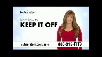 Nutrisystem Back to School Sale TV Spot, 'Save 50 Percent + Free Shakes' Featuring Marie Osmond - Thumbnail 6
