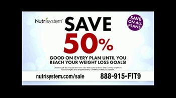 Nutrisystem Back to School Sale TV Spot, 'Save 50 Percent + Free Shakes' Featuring Marie Osmond - Thumbnail 8