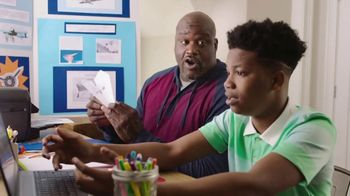 Epson EcoTank TV Spot, 'Are You Ready for Another School Year?' Featuring Shaquille O'Neal - Thumbnail 2
