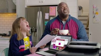 Epson EcoTank TV Spot, \'Are You Ready for Another School Year?\' Featuring Shaquille O\'Neal