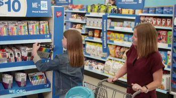 Walgreens TV Spot, 'Me to We' - Thumbnail 8
