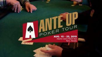 Atlantis Casino Resort Spa TV Spot, '2019 Ante Up Poker Tour' - Thumbnail 1