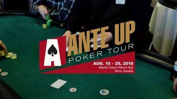 Atlantis Casino Resort Spa TV Spot, '2019 Ante Up Poker Tour' - Thumbnail 6