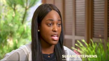 The Aspen Institute TV Spot, 'Relationship Building' Featuring Sloane Stephens - 21 commercial airings