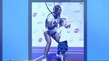 The Aspen Institute TV Spot, 'Relationship Building' Featuring Sloane Stephens - Thumbnail 7
