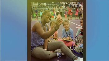 The Aspen Institute TV Spot, 'Relationship Building' Featuring Sloane Stephens - Thumbnail 8
