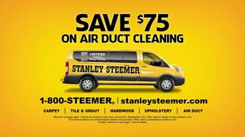 Stanley Steemer Air Duct Cleaning Special TV Spot, 'Powerful Results' - Thumbnail 9