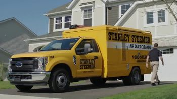 Stanley Steemer Air Duct Cleaning Special TV Spot, 'Powerful Results' - Thumbnail 2