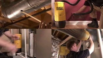 Stanley Steemer Air Duct Cleaning Special TV Spot, 'Powerful Results' - Thumbnail 7