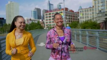 MD Anderson Cancer Center at Cooper TV Spot, 'Lynn' - Thumbnail 9