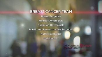 MD Anderson Cancer Center at Cooper TV Spot, 'Lynn' - Thumbnail 6