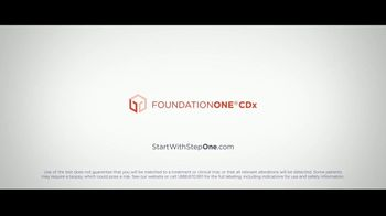 Foundation Medicine TV Spot, 'Start With Step One' - Thumbnail 8