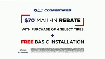 National Tire & Battery TV Spot, 'Cooper Tires: Save $70' - Thumbnail 10