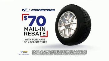 National Tire & Battery TV Spot, 'Cooper Tires: Save $70'