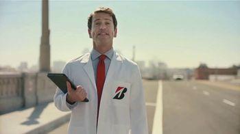 Bridgestone TV Spot, 'Clutch Performance Test: $70 Rebate' - Thumbnail 1