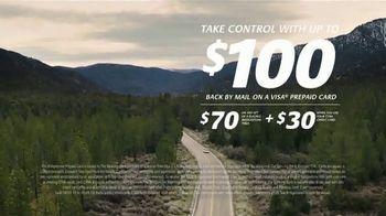 Bridgestone TV Spot, 'Clutch Performance Test: $70 Rebate' - Thumbnail 10