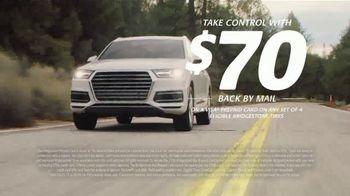 Bridgestone TV Spot, 'Clutch Performance Test: $70 Rebate' - Thumbnail 9