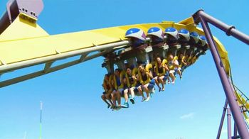 Six Flags Over Texas TV Spot, 'Bigger, Faster & Higher' - Thumbnail 3