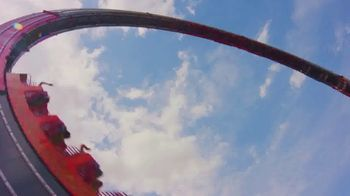 Six Flags Over Texas TV Spot, 'Bigger, Faster & Higher' - Thumbnail 6