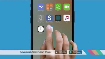 SmartNews TV Spot, 'Local Text' - Thumbnail 2