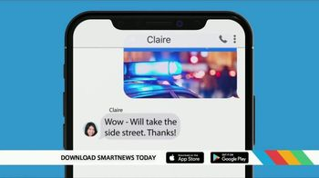 SmartNews TV Spot, 'Local Text' - Thumbnail 6