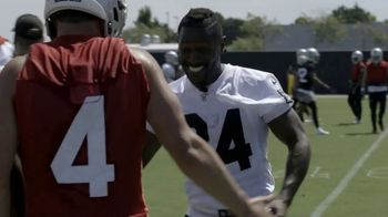 HBO TV Spot, 'Hard Knocks: Training Camp With the Oakland Raiders' - Thumbnail 5