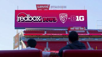 Redbox TV Spot, '2019 RedBox Bowl'