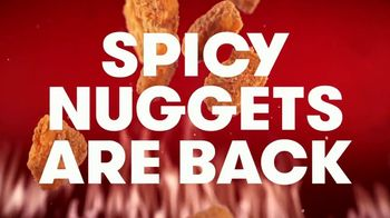Wendy's TV Spot, 'Spicy Nuggets are Back' - Thumbnail 2