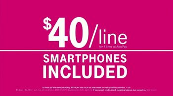 T-Mobile TV Spot, 'It's All Included: Free Smartphone' - Thumbnail 10