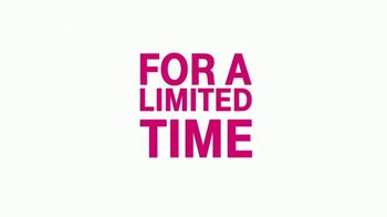 T-Mobile TV Spot, 'It's All Included: Free Smartphone' - Thumbnail 7