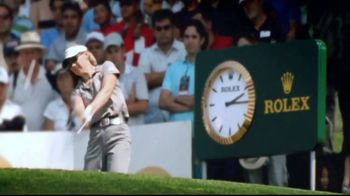 Rolex TV Spot, 'Annika Sörenstam: A Trailblazer for Women's Golf' - Thumbnail 5
