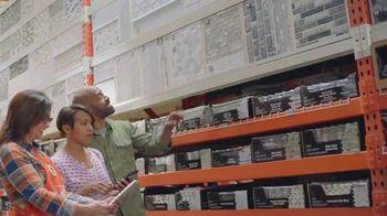 The Home Depot TV Spot, 'On Trend Styles: Vinyl, Laminate and Tile' - Thumbnail 2