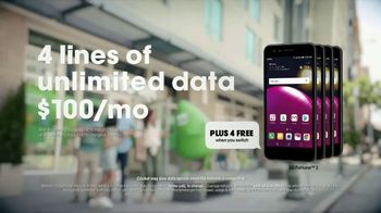Cricket Wireless TV Spot, 'Smiles' - Thumbnail 9